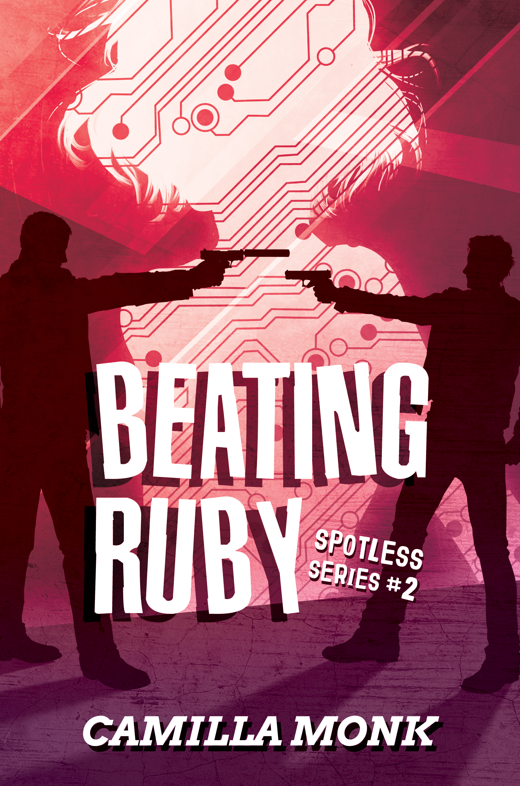 Beating Ruby (Spotless #2)