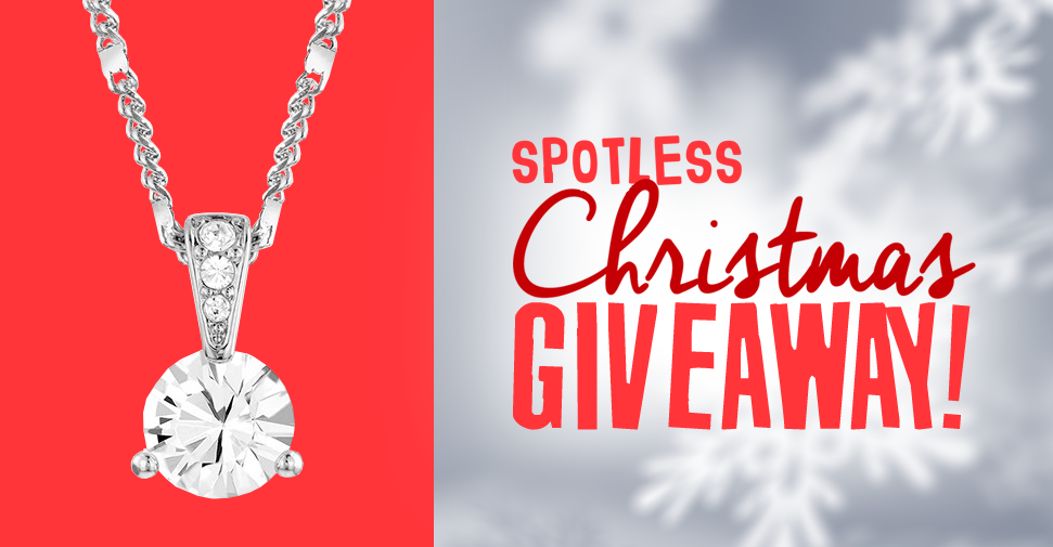 Spotless Christmas Giveaway