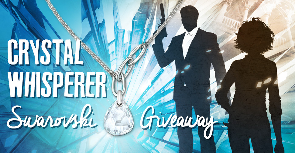 Spotless Crystal Whisperer Giveaway