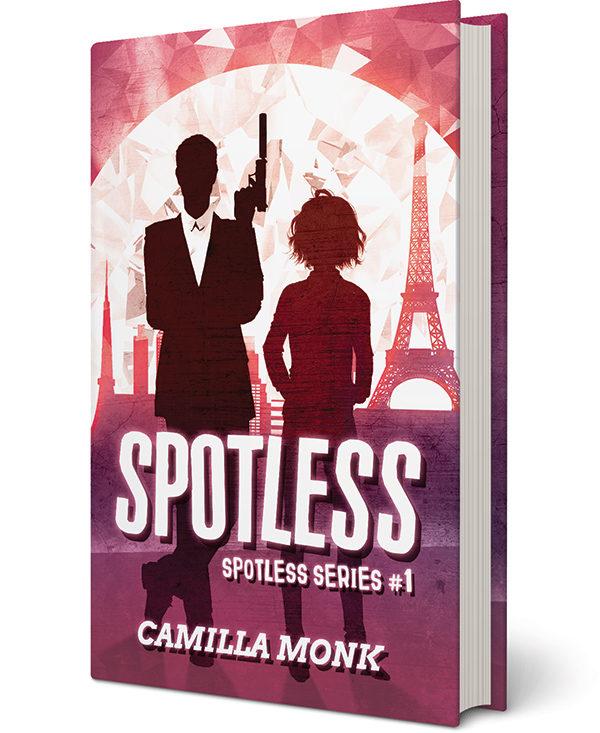 Spotless, a novel by Camilla Monk