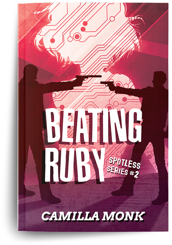Beating Ruby, a novel by Camilla Monk