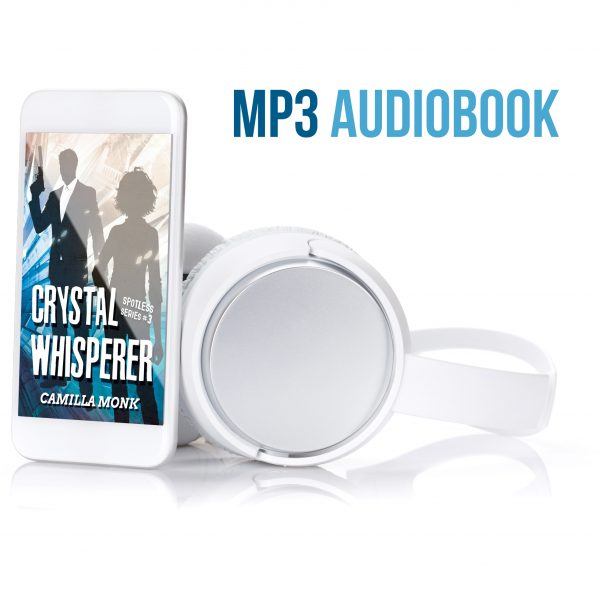 Crystal Whisperer Audiobook by Camilla Monk and Amy McFadden