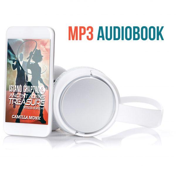 Spotless 5 MP3 audiobook