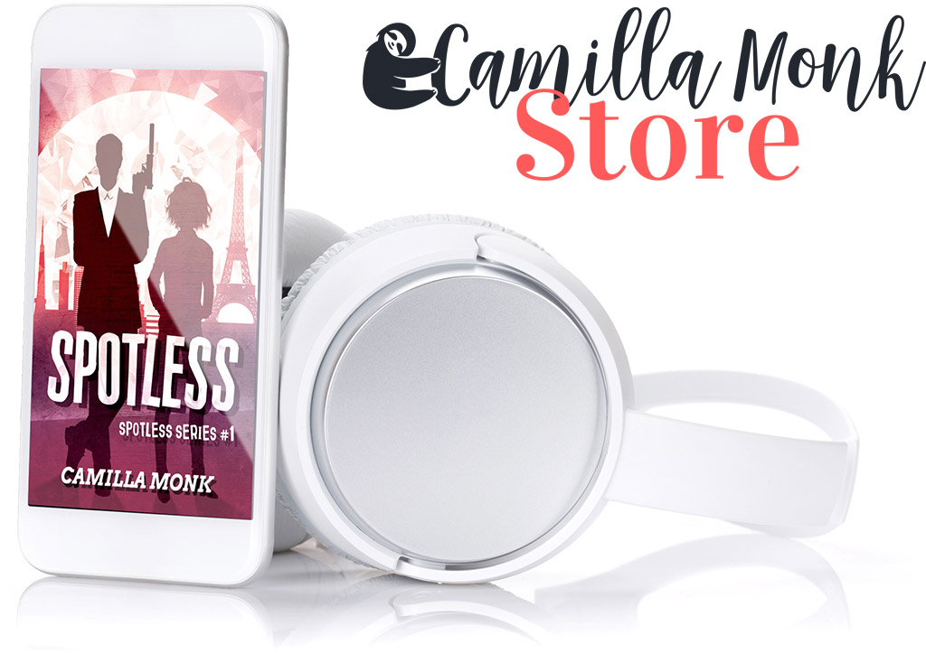 Spotless Audiobook by Camilla Monk and Amy McFadden