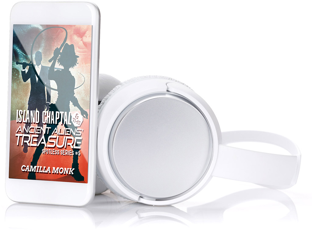 Spotless 5 MP3 audiobook