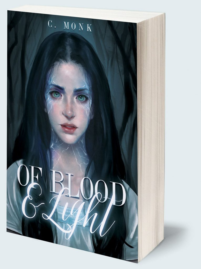 Of Blood And Light, by Camilla Monk